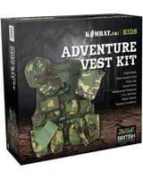 Kombat UK Kids Adventure Vest Set - DPM